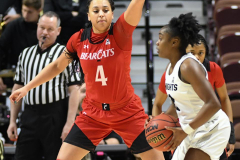 NCAA Women's Basketball AAC Tournament Semifinals - #2 UCF 66 vs. #3 Cincinnati 58 (64)