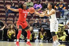 NCAA Women's Basketball AAC Tournament Semifinals - #2 UCF 66 vs. #3 Cincinnati 58 (70)