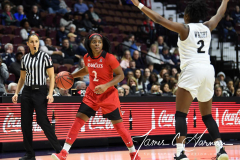 NCAA Women's Basketball AAC Tournament Semifinals - #2 UCF 66 vs. #3 Cincinnati 58 (71)