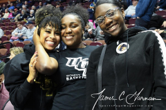 NCAA Women's Basketball AAC Tournament Semifinals - #2 UCF 66 vs. #3 Cincinnati 58 (8)