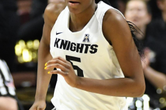 NCAA Women's Basketball AAC Tournament Semifinals - #2 UCF 66 vs. #3 Cincinnati 58 (94)