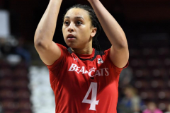 NCAA Women's Basketball AAC Tournament Semifinals - #2 UCF 66 vs. #3 Cincinnati 58 (96)