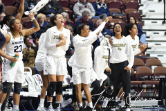 NCAA Women's Basketball AAC Tournament Semifinals - #2 UCF 66 vs. #3 Cincinnati 58 (98)