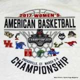 Gallery NCAA Women's Basketball; AAC Tournament SF's - #1 UConn 78 vs. #4 UCF 56 - View from the Stands (1)