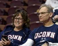 Gallery NCAA Women's Basketball; AAC Tournament SF's - #1 UConn 78 vs. #4 UCF 56 - View from the Stands (25)