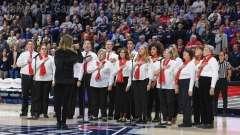 NCAA Women's Basketball - AAC Tournament SF's - #1 UConn 78 vs. #4 UCF 56 (16)