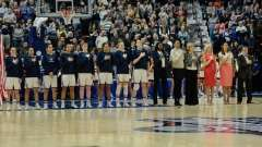 NCAA Women's Basketball - AAC Tournament SF's - #1 UConn 78 vs. #4 UCF 56 (19)
