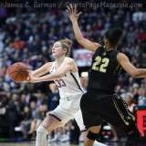 NCAA Women's Basketball - AAC Tournament SF's - #1 UConn 78 vs. #4 UCF 56 (26)