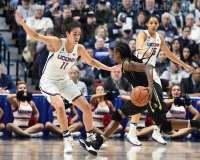 NCAA Women's Basketball - AAC Tournament SF's - #1 UConn 78 vs. #4 UCF 56 (33)