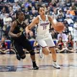 NCAA Women's Basketball - AAC Tournament SF's - #1 UConn 78 vs. #4 UCF 56 (34)