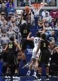 NCAA Women's Basketball - AAC Tournament SF's - #1 UConn 78 vs. #4 UCF 56 (37)