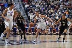 NCAA Women's Basketball - AAC Tournament SF's - #1 UConn 78 vs. #4 UCF 56 (39)