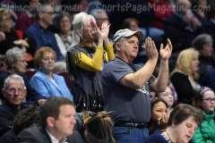 NCAA Women's Basketball - AAC Tournament SF's - #1 UConn 78 vs. #4 UCF 56 (42)