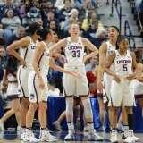 NCAA Women's Basketball - AAC Tournament SF's - #1 UConn 78 vs. #4 UCF 56 (43)