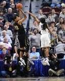 NCAA Women's Basketball - AAC Tournament SF's - #1 UConn 78 vs. #4 UCF 56 (46)