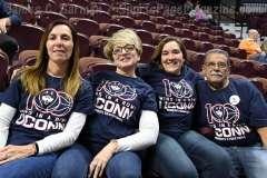 NCAA Women's Basketball - AAC Tournament SF's - #1 UConn 78 vs. #4 UCF 56 (6)