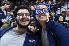 NCAA Women's Basketball - AAC Tournament SF's - #1 UConn 78 vs. #4 UCF 56 (8)