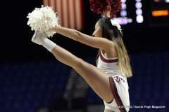 Gallery NCAA Women's Basketball; AAC Tournament SF's - #2 Temple 58 vs. #3 USF 63 (100)