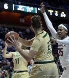 Gallery NCAA Women's Basketball; AAC Tournament SF's - #2 Temple 58 vs. #3 USF 63 (65)