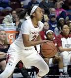 Gallery NCAA Women's Basketball; AAC Tournament SF's - #2 Temple 58 vs. #3 USF 63 (84)