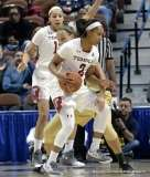 Gallery NCAA Women's Basketball; AAC Tournament SF's - #2 Temple 58 vs. #3 USF 63 (91)