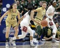 Gallery NCAA Women's Basketball; AAC Tournament SF's - #2 Temple 58 vs. #3 USF 63 (92)