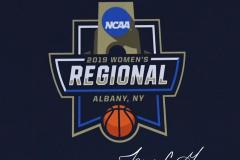 NCAA Women's Basketball Albany Regional Finals - #1 Louisville 73 vs. #2 UConn 80 (0)