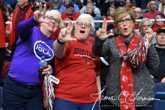 NCAA Women's Basketball Albany Regional Finals - #1 Louisville 73 vs. #2 UConn 80 (10)