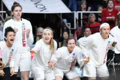 NCAA Women's Basketball Albany Regional Finals - #1 Louisville 73 vs. #2 UConn 80 (106)
