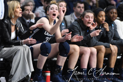 NCAA Women's Basketball Albany Regional Finals - #1 Louisville 73 vs. #2 UConn 80 (115)