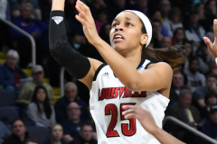 NCAA Women's Basketball Albany Regional Finals - #1 Louisville 73 vs. #2 UConn 80 (119)
