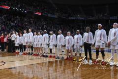 NCAA Women's Basketball Albany Regional Finals - #1 Louisville 73 vs. #2 UConn 80 (12)