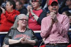 NCAA Women's Basketball Albany Regional Finals - #1 Louisville 73 vs. #2 UConn 80 (122)