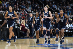 NCAA Women's Basketball Albany Regional Finals - #1 Louisville 73 vs. #2 UConn 80 (125)