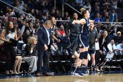 NCAA Women's Basketball Albany Regional Finals - #1 Louisville 73 vs. #2 UConn 80 (129)