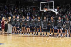 NCAA Women's Basketball Albany Regional Finals - #1 Louisville 73 vs. #2 UConn 80 (13)