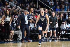 NCAA Women's Basketball Albany Regional Finals - #1 Louisville 73 vs. #2 UConn 80 (130)
