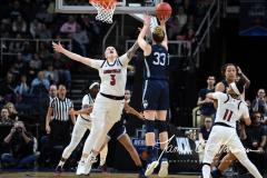 NCAA Women's Basketball Albany Regional Finals - #1 Louisville 73 vs. #2 UConn 80 (131)