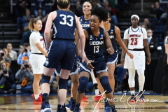 NCAA Women's Basketball Albany Regional Finals - #1 Louisville 73 vs. #2 UConn 80 (133)