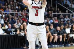 NCAA Women's Basketball Albany Regional Finals - #1 Louisville 73 vs. #2 UConn 80 (138)
