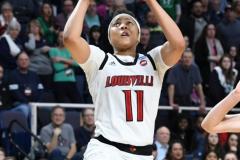 NCAA Women's Basketball Albany Regional Finals - #1 Louisville 73 vs. #2 UConn 80 (148)