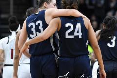 NCAA Women's Basketball Albany Regional Finals - #1 Louisville 73 vs. #2 UConn 80 (151)