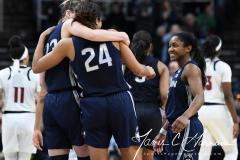 NCAA Women's Basketball Albany Regional Finals - #1 Louisville 73 vs. #2 UConn 80 (152)