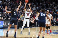 NCAA Women's Basketball Albany Regional Finals - #1 Louisville 73 vs. #2 UConn 80 (153)