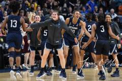 NCAA Women's Basketball Albany Regional Finals - #1 Louisville 73 vs. #2 UConn 80 (155)