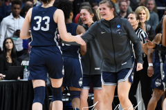 NCAA Women's Basketball Albany Regional Finals - #1 Louisville 73 vs. #2 UConn 80 (156)