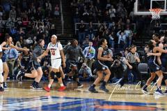 NCAA Women's Basketball Albany Regional Finals - #1 Louisville 73 vs. #2 UConn 80 (158)
