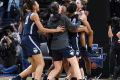 NCAA Women's Basketball Albany Regional Finals - #1 Louisville 73 vs. #2 UConn 80 (159)