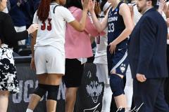 NCAA Women's Basketball Albany Regional Finals - #1 Louisville 73 vs. #2 UConn 80 (160)