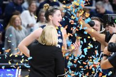 NCAA Women's Basketball Albany Regional Finals - #1 Louisville 73 vs. #2 UConn 80 (162)